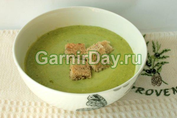 Пюре из зеленого горошка - традиционный рецепт